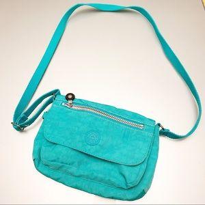 Kipling | Crossbody Bag | Adjustable Strap Green